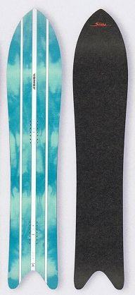 SIMS シムス 19-20モデル スノーボード 板 フリーライド パウダー 【 送料無料 】SOLO 正規品