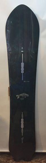 BURTON バートン 19-20モデル DEEP WINTER FISH 3D フィッシュスリーディー メンズ スノーボード 板 フリーライド パウダー バックカントリー 【 送料無料 】 正規品 【ご注文された商品は3日以内であればキャンセルを受け付けます。】