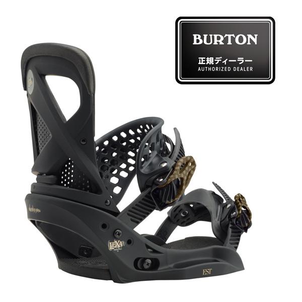 17-18モデル BURTON バートン 型落ち ビンディング LEXA EST WOMEN,S レクサイーエスティー 送料無料 BINDING 正規品