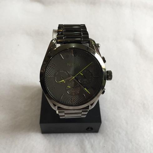 時計 NIXON 定番 送料無料 SALE BLACK 初売り WATHCH DRIVER