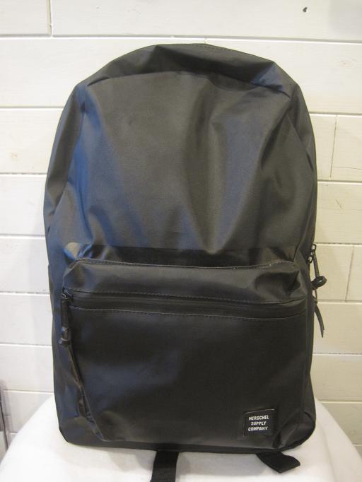 セール! HERSCHEL ハーシェル STLMNT 20L BLACK 正規品。リュック カバン 鞄 デイパック メンズ レディーズ プレゼント ギフト 通勤 通学