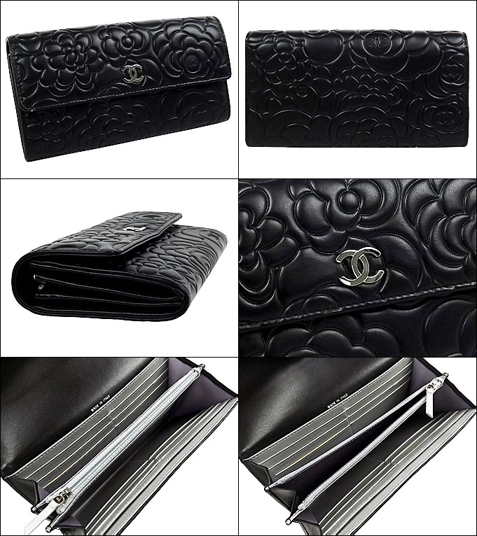 import-collection: Chanel CHANEL ★ purse (wallet) A50084 ...