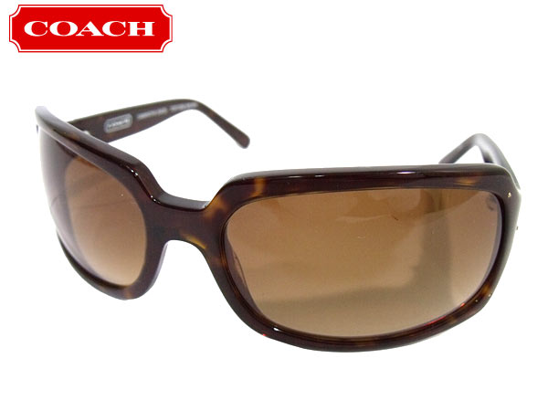 01d4e528fec6 Coach COACH ☆ accessories (sunglasses) S425 Brown SAMANTHA outlet product  discount % Women's sale ...