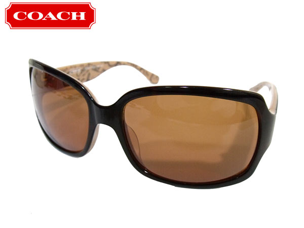 9760536725cd5 Coach COACH ☆ accessories (sunglasses) S496 Brown GINGER outlet products  cheap! Women s sale-SALE store