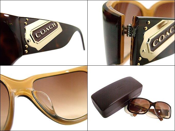 coach sunglasses outlet pzkk  Coach COACH  accessories sunglasses S498 Brown MADELINE outlet product  discount % Women's sale