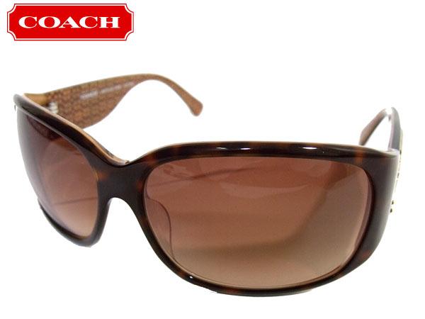45d9b153fc7c Coach COACH ☆ accessories (sunglasses) S498 Brown MADELINE outlet product  discount % Women's sale ...