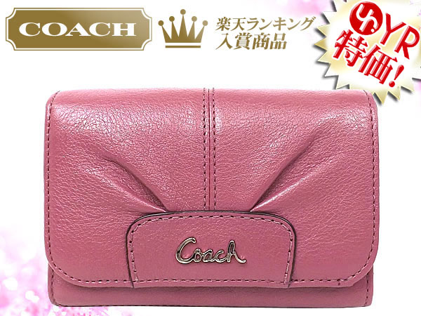 3f9d8488a9 And writing coach COACH ☆ reviews! Wallet (two bi-fold wallet) F46359 ...