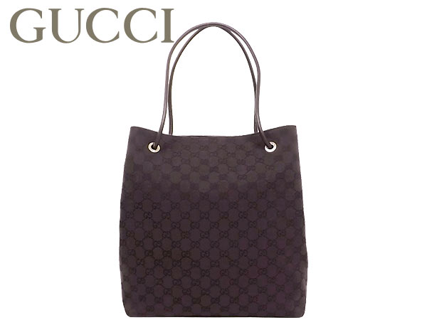4734ec78b707 Gucci by GUCCI ☆ bags (tote bag) 257275 FFPRG 8890 Brown GG canvas x  leather shopping Tote outlet product discount % Ladies work casual back  sale SALE ...