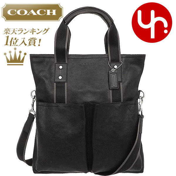 7acb9bfdd9 ... australia coach coach bags tote bag f70558 black heritage web leather  fold over tote outlet products ...