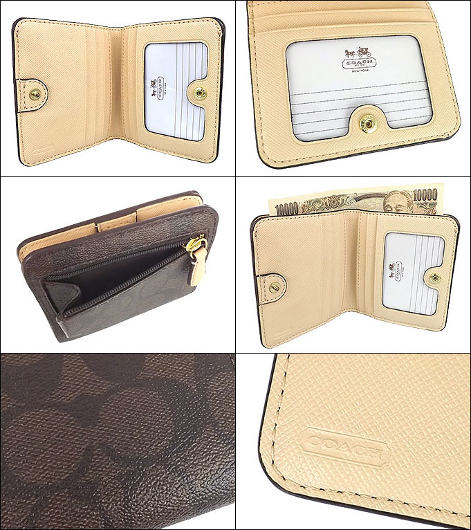 Import Collection And Writing Coach Coach Reviews Wallet 2