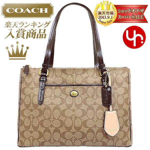 ... And writing coach COACH ☆ reviews! Bags (handbags) F24603 khaki times  zip ... 11eb8c0b000d0