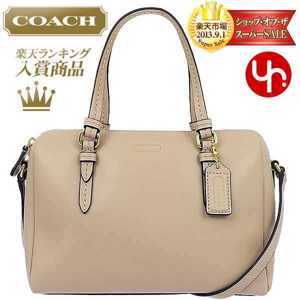 3b627f912602 And writing coach COACH ☆ reviews! Bags (handbags) F50430 sand Peyton  leather Bennett Mini Satchel outlet products cheap! Women s brand sale  store SALE ...