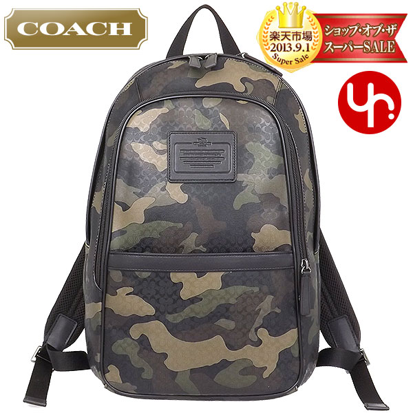 c88d7c5266f2 And writing coach COACH ☆ reviews! Bag (backpack) F71500 fatihgkamovlage ×  Brown HPC heritage signature PVC backpacks outlet products cheap! Men s  women s ...