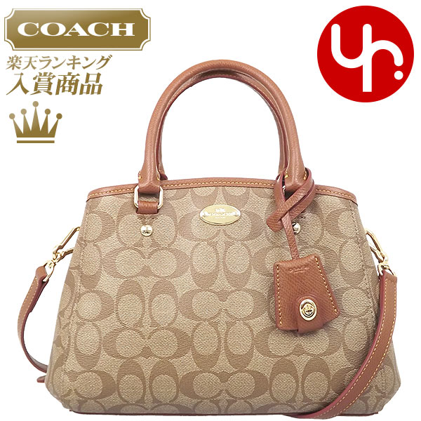 Bags (tote bag) F34605 khaki   saddle luxury signature mini Margot carryall  outlet products cheap! Ladies brand sale store SALE also mother s day  father s ... 3e21a2b688c0b