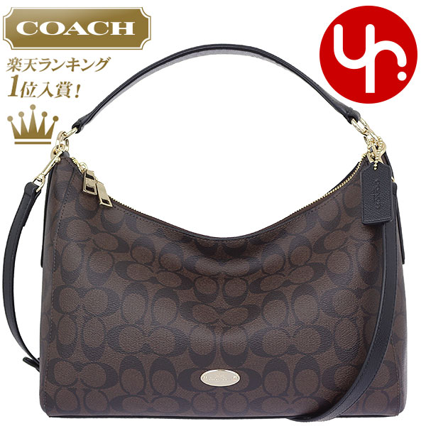 And writing coach COACH ☆ reviews! Brown Bag (shoulder bag) F34899  times   ... 9ee1f77b89
