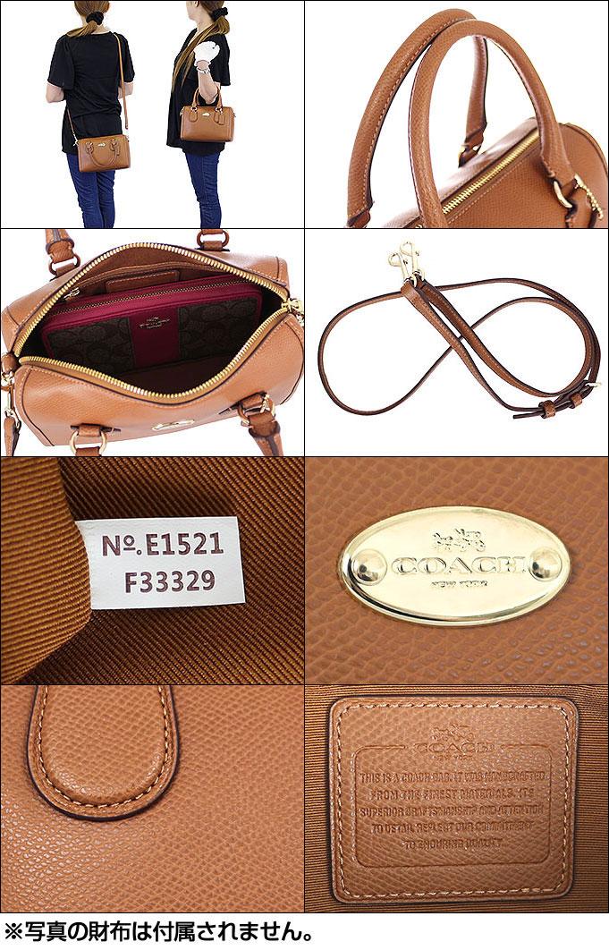 ... order and writing coach coach reviews bag shoulder bag f33329 luxury cross grain leather bennett mini ...
