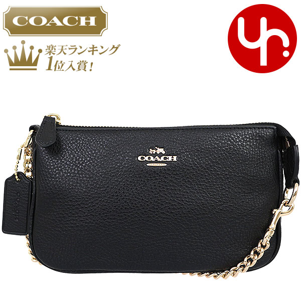3af4a68481 Special coach COACH bag handbag bag F53340 black luxury pebbled leather  large wristlet products at outlet prices cheap womens brand sale store SALE  2015 YR ...