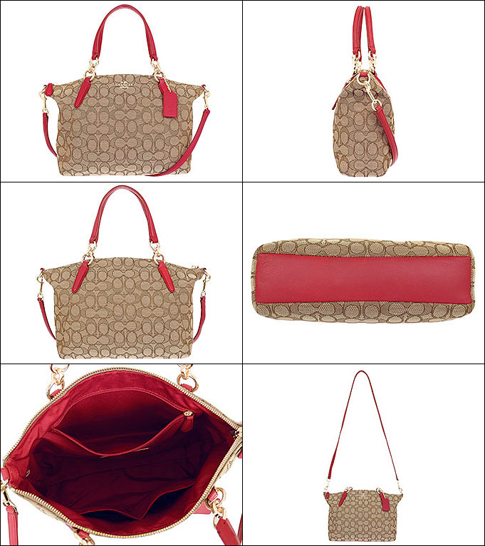a104a7b23c4 import-collection: Special handbag COACH bag F36625 khaki x classic ...
