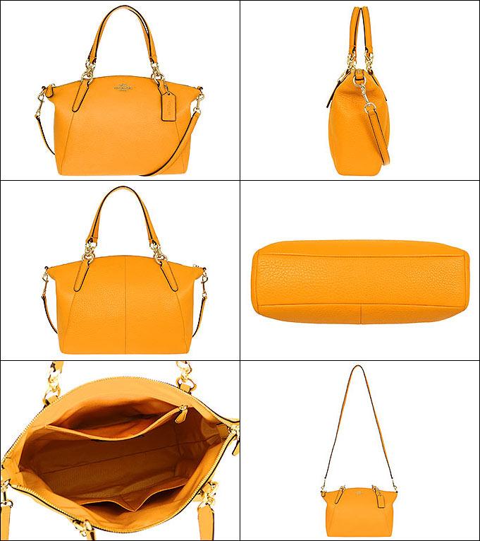 import-collection  Coach COACH bag handbag review and F36675 orange ... 4d3b3dc399c96