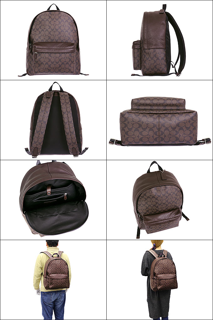 1c32bffae import-collection: Coach COACH bag backpack F71973 mahogany x Brown ...