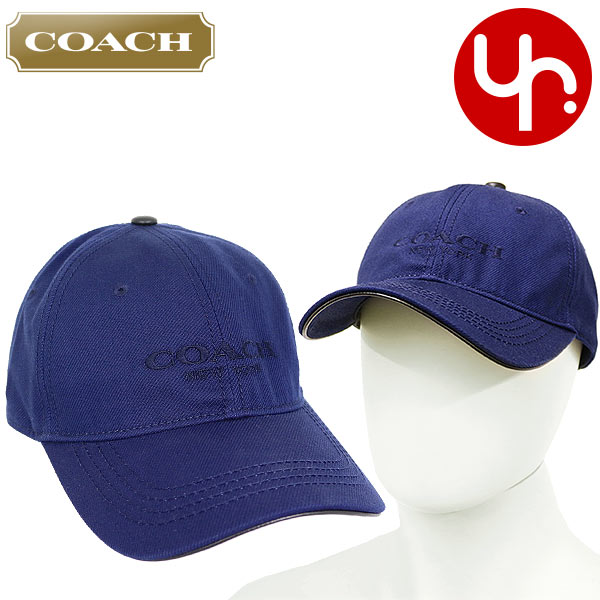 d59b44ed58527 Coach COACH apparel Hat review and write the following times F86005 Navy  coach COACH logo baseball cap products at outlet prices cheap men s women s  brand ...