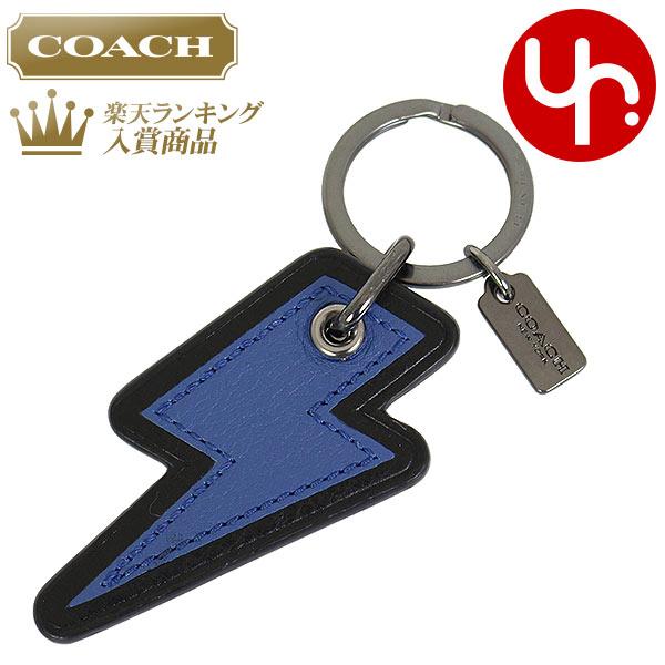 Coach COACH accessories key chain review to write a next F64254 slate coach  bolt charm key ... 57b50e9191