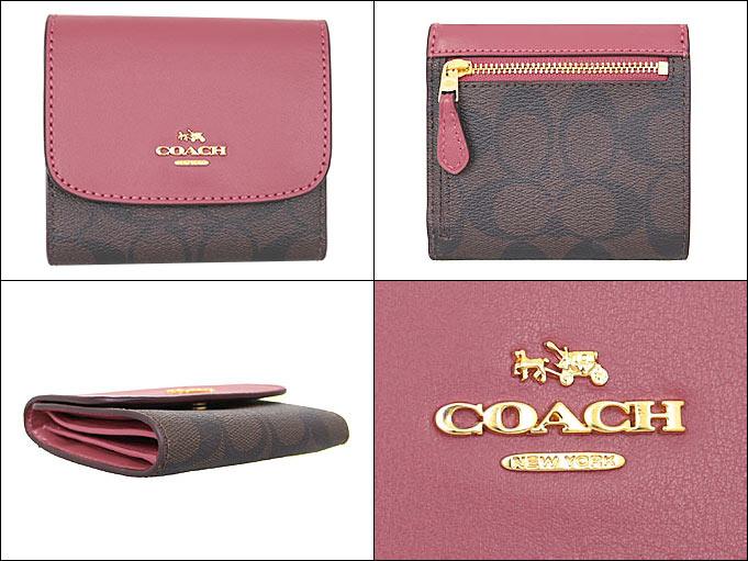 94ad8a2fc3d1 f87589 コーチ COACH 二つ折り財布 財布