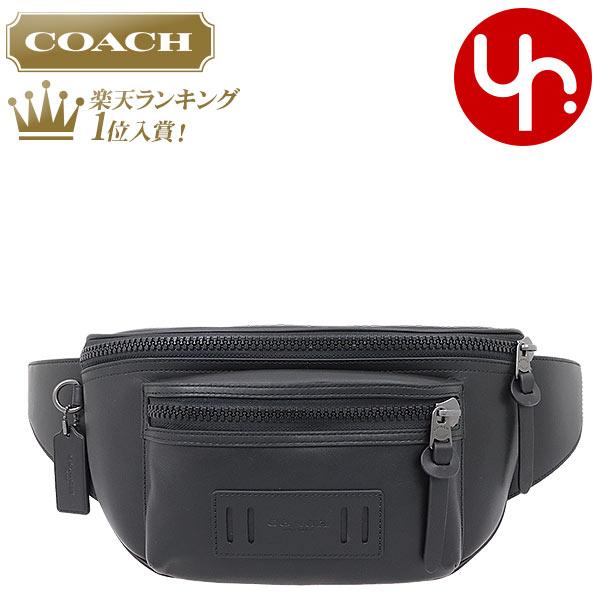 コーチ COACH バッグ ショルダーバッグ F75776 ブラック 特別送料無料 テレイン カーフ レザー ベルト ボディー バッグ アウトレット品メンズ レディース ブランド 通販 斜めがけ 2020 母の日 あす楽