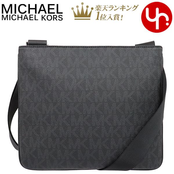 It Is 2019 Law Sum Autumn At Michael Kors Bag Shoulder 37h7lmnc2b Black Special Jet Set Signature Men Medium Flat Cross Body Outlet