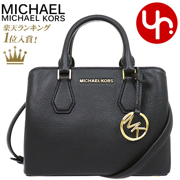 It is 2020 Valentine at Michael Kors MICHAEL KORS bag handbag 35S8GCAS1L black special Camille leather Small Satchell outlet article Lady's brand mail