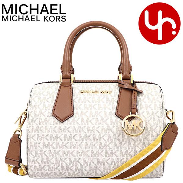 Michael Kors MICHAEL KORS bag Boston bag 35T9GYEU1B 2way signature outlet Lady's Valentine