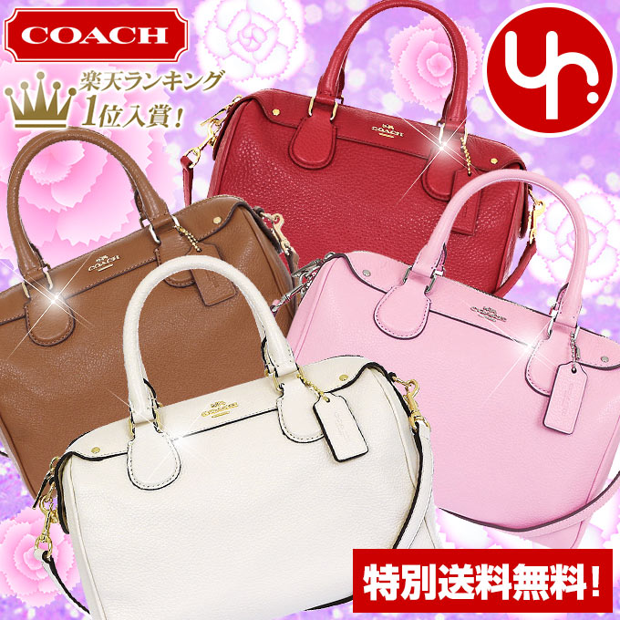 52fd4e81e8 import-collection  Special coach COACH bag shoulder bag F36677 coach luxury  pebbled leather Bennett Mini Satchel products at outlet prices cheap womens  ...