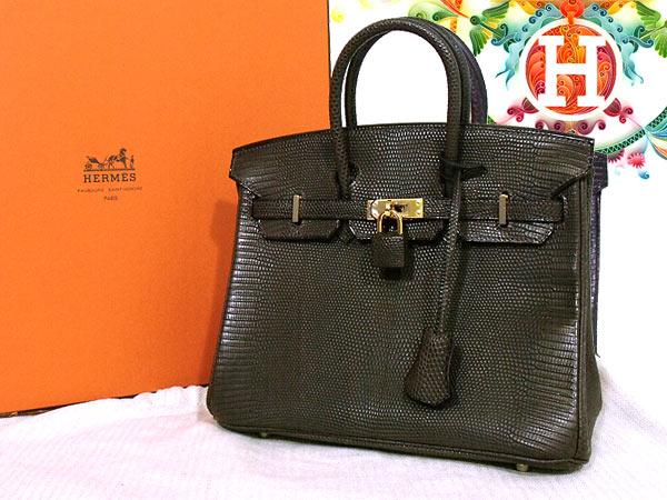 Hermes HERMES ☆ bags (handbags) Birkin 25 マロンフォンス Hermes Birkin 25 cm  lizard matte gold bracket L imprinted bag cheap! Women s sale back ☆ 5a8dcf1538
