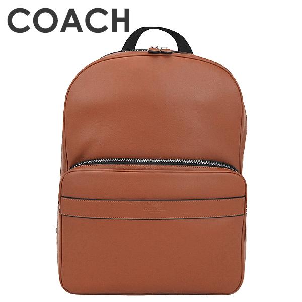 コーチ COACH メンズ バッグ リュックサック 72364 CWH(ダークサドル)【在庫処分】【再値下げ】
