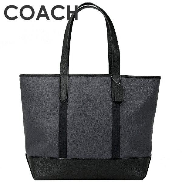 コーチ COACH メンズ バッグ トートバッグ F23248 QBDW8(ミッドナイトネイビー×ブラック)【FKS】