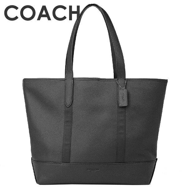 コーチ COACH メンズ バッグ トートバッグ F23248 QBLWO(ブラック×ブラック)