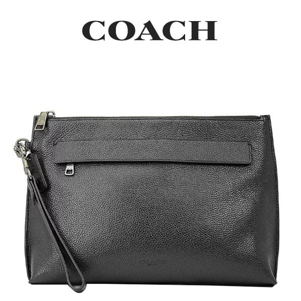 コーチ COACH メンズ セカンドバッグ 28614 BLK(ブラック)