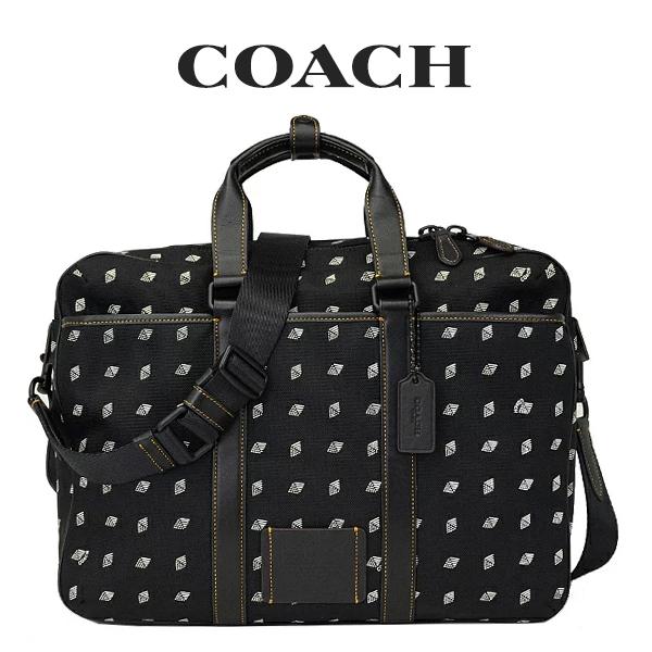 コーチ COACH メンズ ビジネスバッグ 29506 MWL77(ブラック)