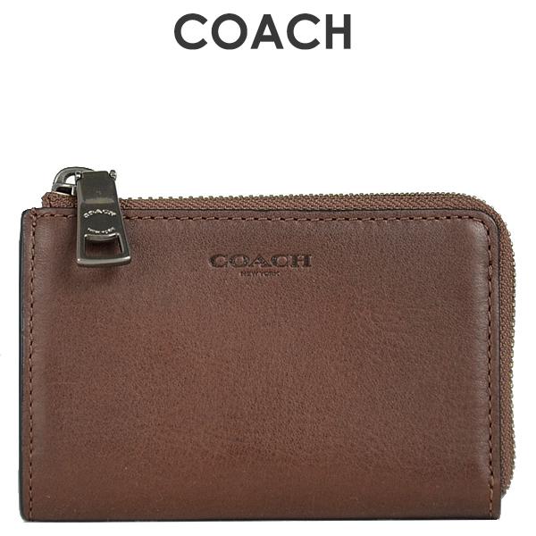 コーチ COACH メンズ 小物 キーケース 23832 SAD(サドル)【FKS】
