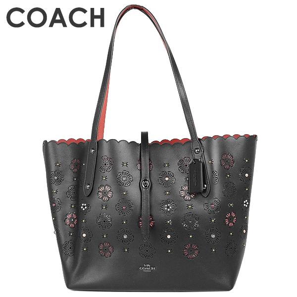 コーチ COACH レディース バッグ トートバッグ A4サイズ 25195 DKBLC(ブラックマルチ)