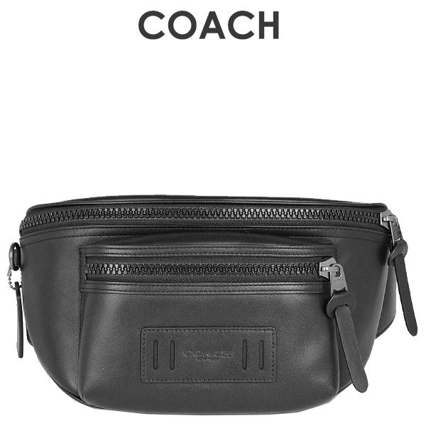 コーチ COACH メンズ バッグ ボディバッグ F75776 QB/BK(ブラック)【FKS】