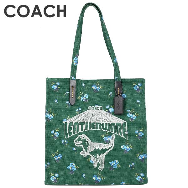 コーチ COACH レディース バッグ トートバッグ A4サイズ 47550 V5GRN(グリーン)