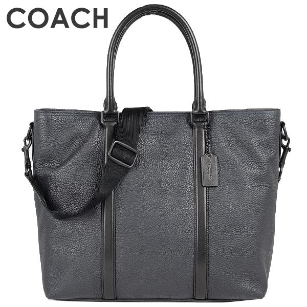 コーチ COACH メンズ バッグ トートバッグ 57773 BKLNP(ミッドナイトブラック)