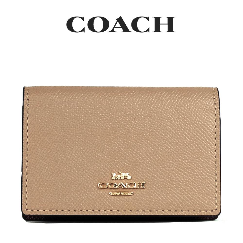 コーチ COACH レディース 小物 カードケース 名刺入れ 87731 IMTAU(トープ)【FKS】