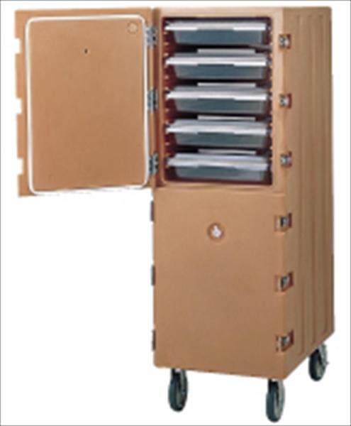 CAMBRO カムカート2ドアタイプフードボックス用 1826DBCコーヒーベージュ 6-1094-0201 EKM056S