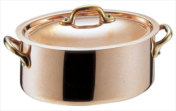 モービル モービル 銅 オーバルココット [2173.24 24×17] [7-1768-0401] AKK03193