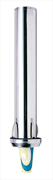 水野産業 18-0カップディスペンサー 板バネ式 [09041] [7-0917-0801] FKT3401