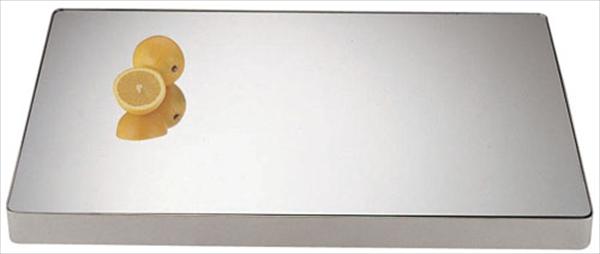 三宝産業 UK18-8ロイヤル角ミラープレート [20インチ    (アクリル)] [7-1615-0101] NML36201