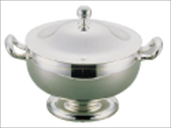 三宝産業 UK18-8ロイヤル丸スープチューリン [S] [7-1629-0302] NSC22003