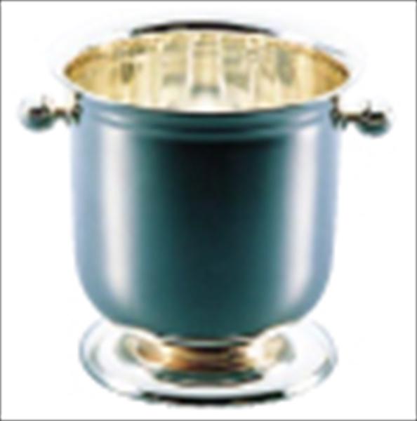 三宝産業 UK18-8ロイヤルアイスペール(蓋無)  6-1703-0601 PAI67
